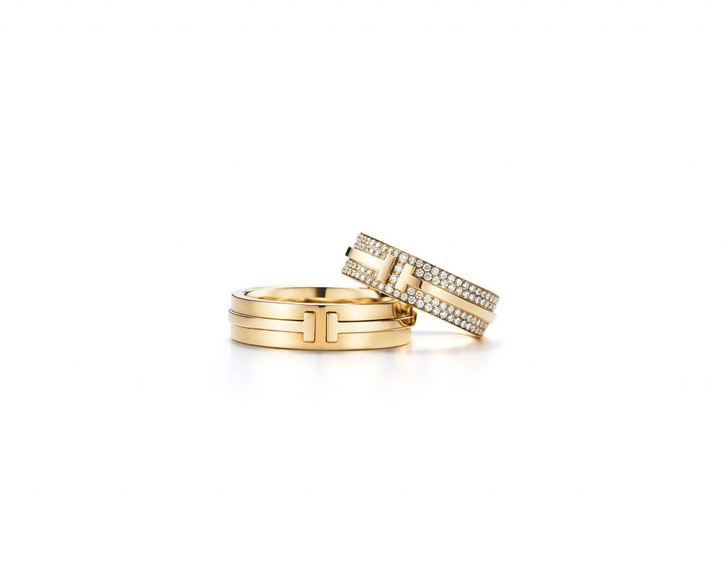 07-Tiffany-T-For-Two-bands-symbolizing-a-couple