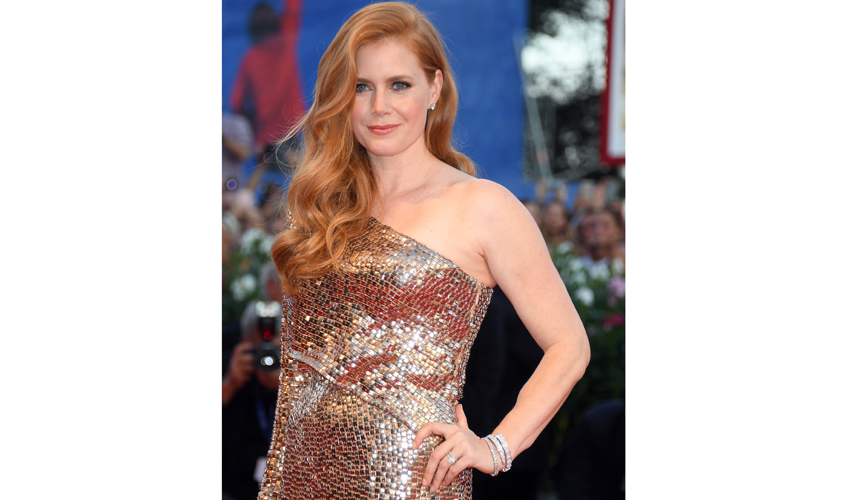 Amy Adams, wearing a Tom Ford gown and Bulgari jewellery, at the Nocturnal Animals Premiere during the 73rd Venice Film Festival Image courtesy of Bulgari
