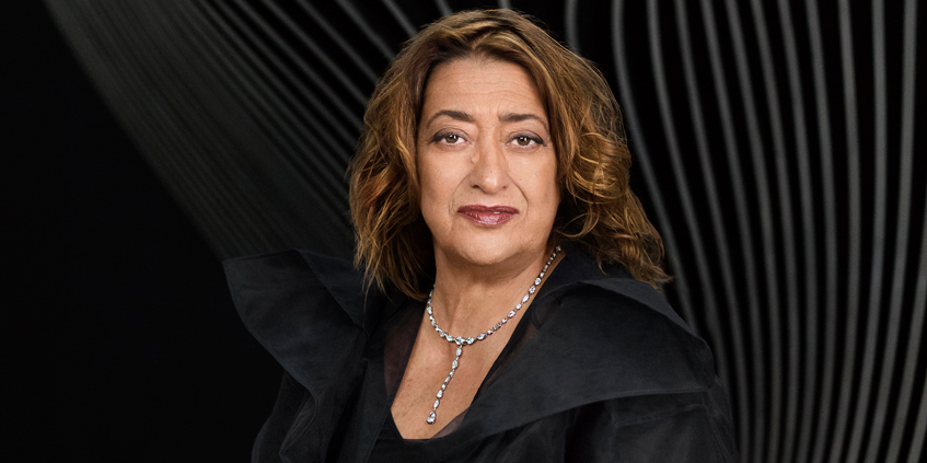 ZAHA HADID: SCULPTURES OF SEDUCTION