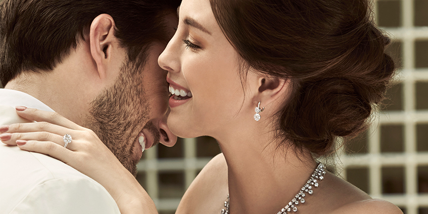 Five insights into wearing bridal jewellery