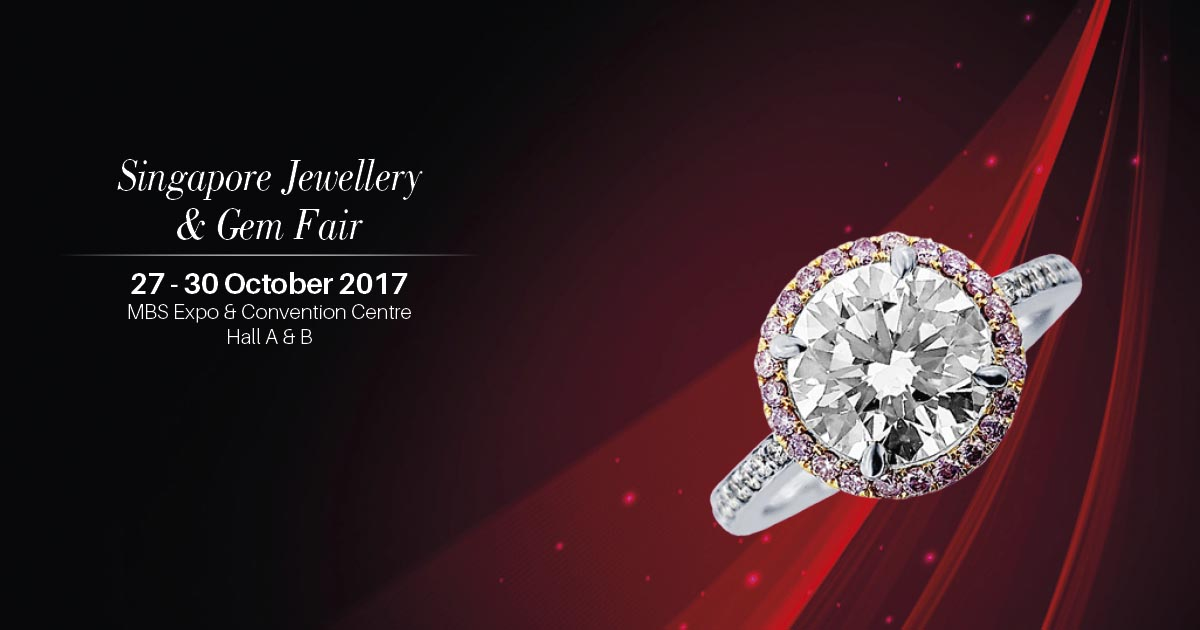 UBM Singapore Jewellery & Gem Fair 2017