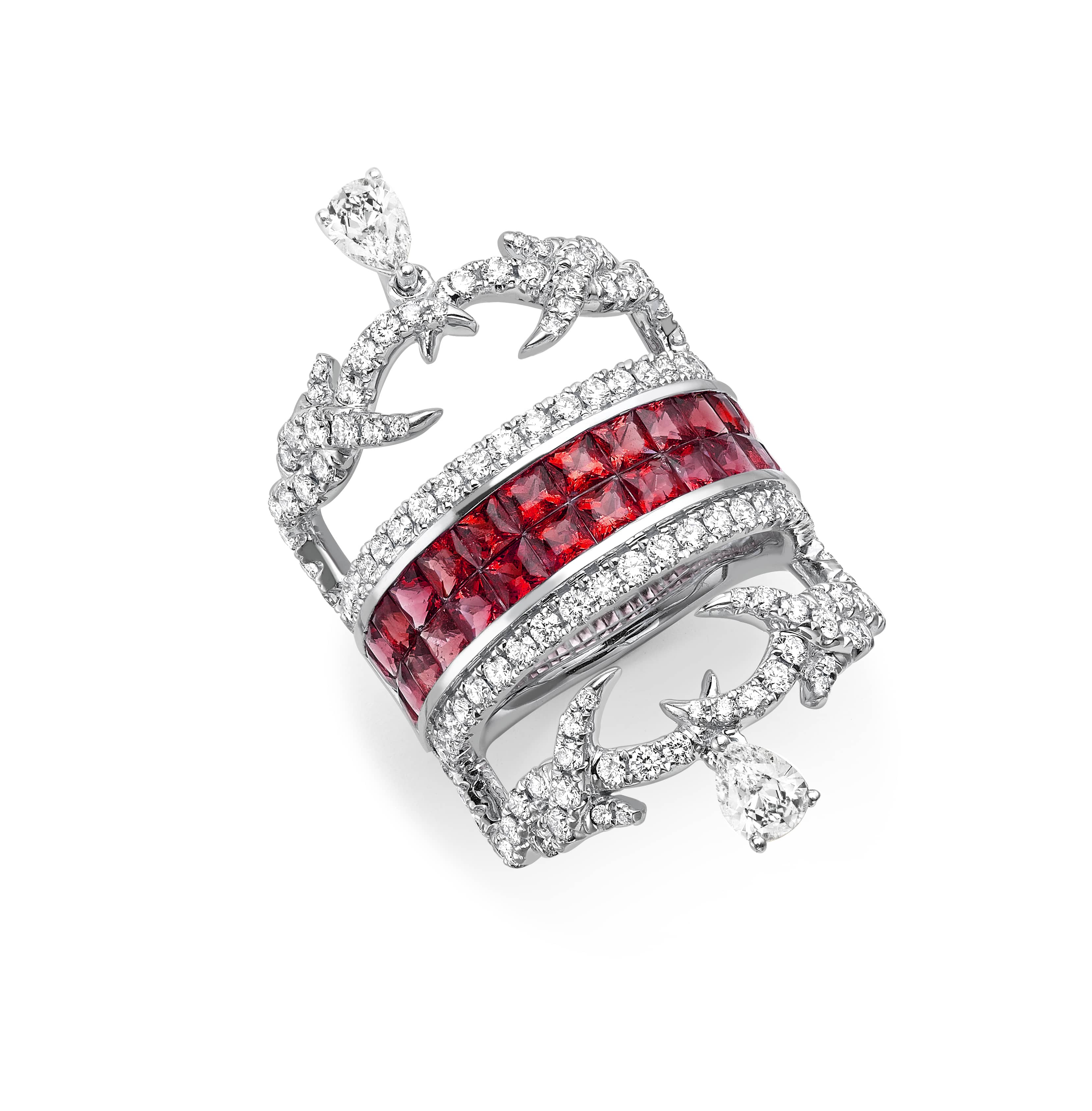 Imperial-Crest-Ring-Ruby-and-Diamond-Sarah-Ho