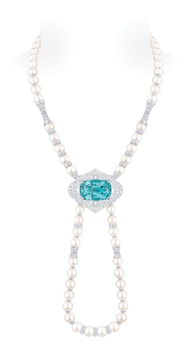 LV-Conquêtes-Tourmaline-Pearl-High-Jewellery-Necklace