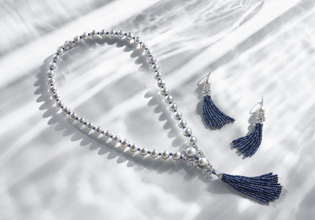 emperor-jewllery-pearl-tassel-necklace-earrings