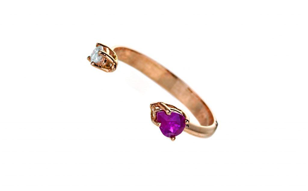 Noudar-Ring-ruby-stack-gold-ring