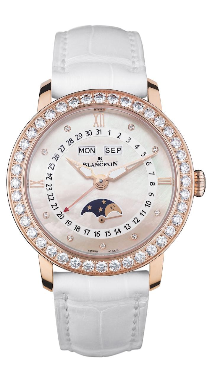Blancpain-watch-35mm 3663-2954-55B Quantième Complet