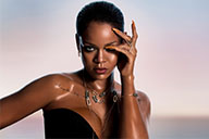 RIHANNA ♥ CHOPARD: A pop icon's take on urban chic and classic glamour
