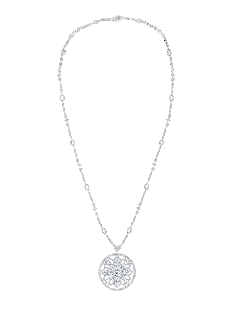 De-beers-FLOURISHING-LOTUS-HIGH-JEWELLERY-NECKLACE