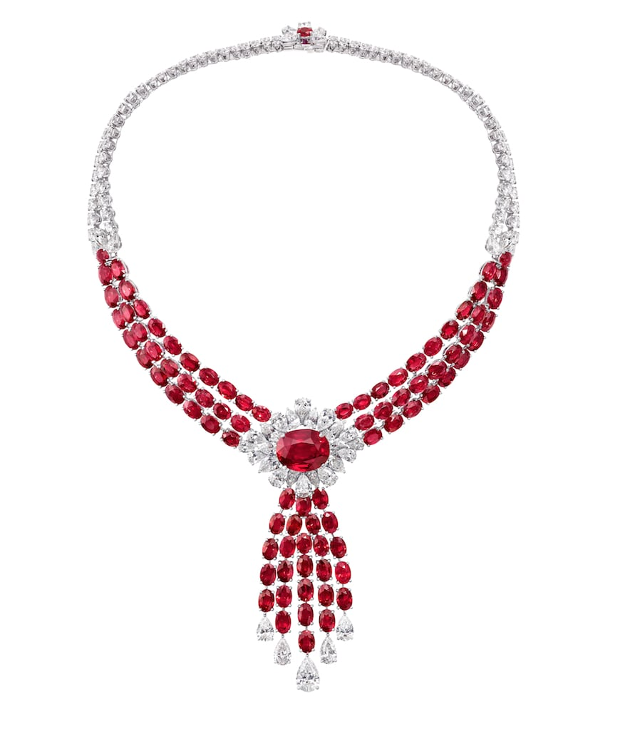 GRAFF-multishape-ruby-and-diamond-necklace-featuring-a-17.09-carat-oval-ruby-total-rubies-102.59-carats-total-diamonds-36.19-carats