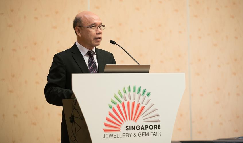 Mr Ho Nai Chuen