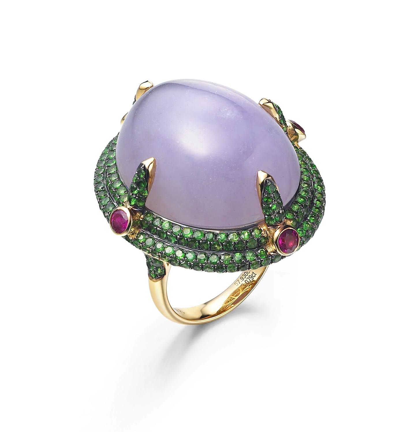 JADE-Lavendar-jade-ring-by-Fei-Liu