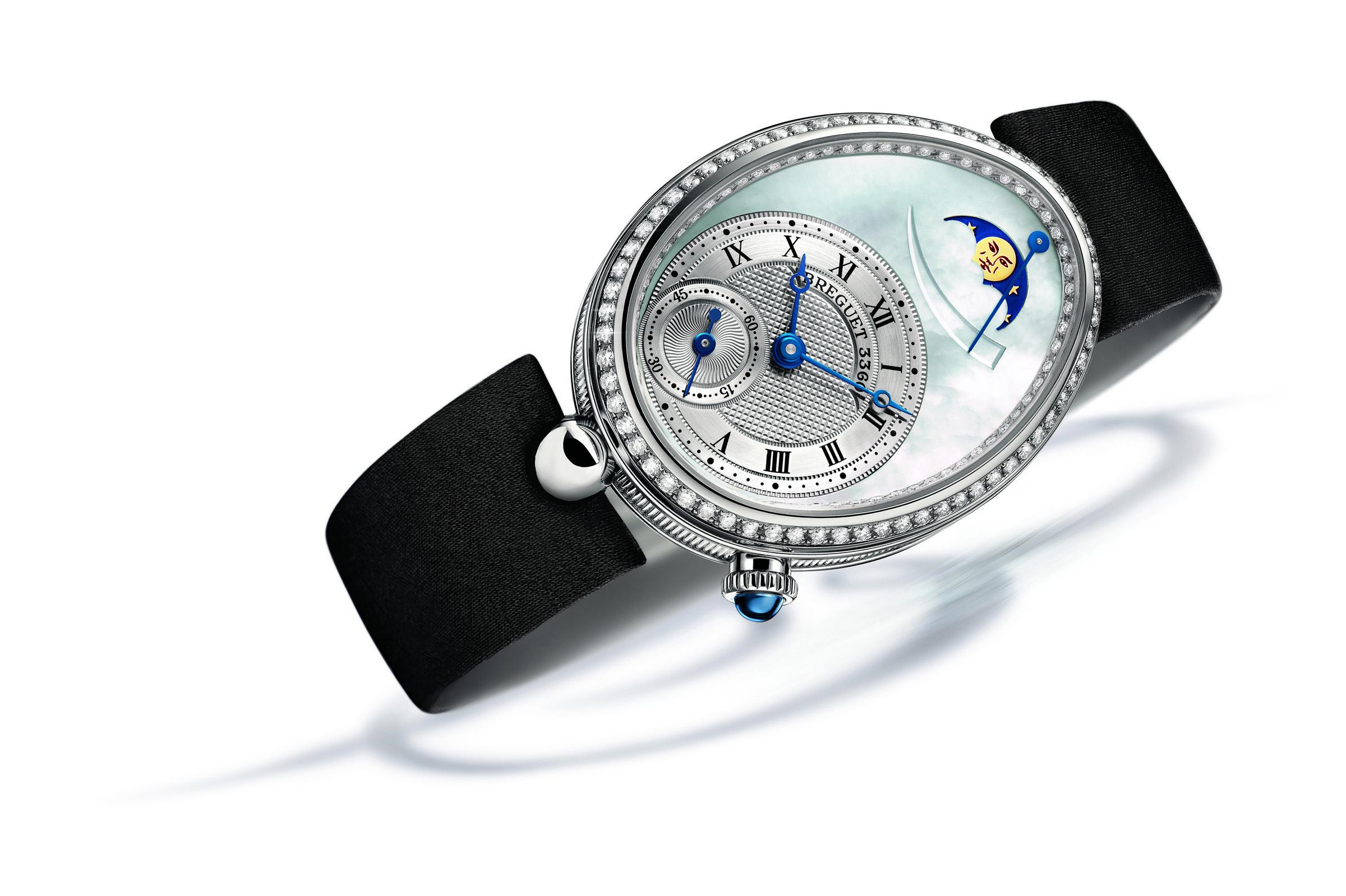 Breguet Ladies Watch- Reine de Naples Collection