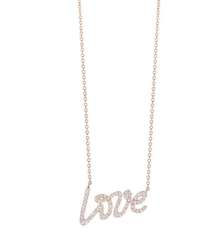 Paloma-Picasso®-Tiffany-Graffiti-Love-pendant-in-18k-rose-gold-with-diamonds