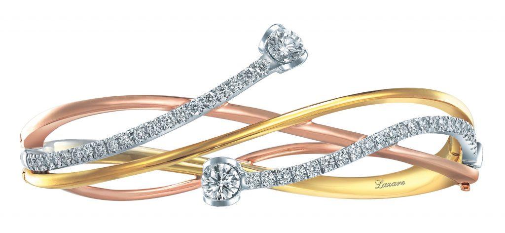 lazare-rose-gold-yellow-gold-diamond-bangle